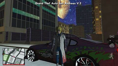 Gta Sa Lite Player Naruto